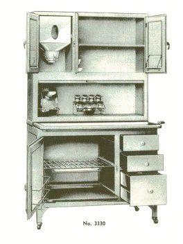 Sellers Kitchen Cabinets Vintage 494 best vintage hoosier cabinets-kitchen cabinets images on