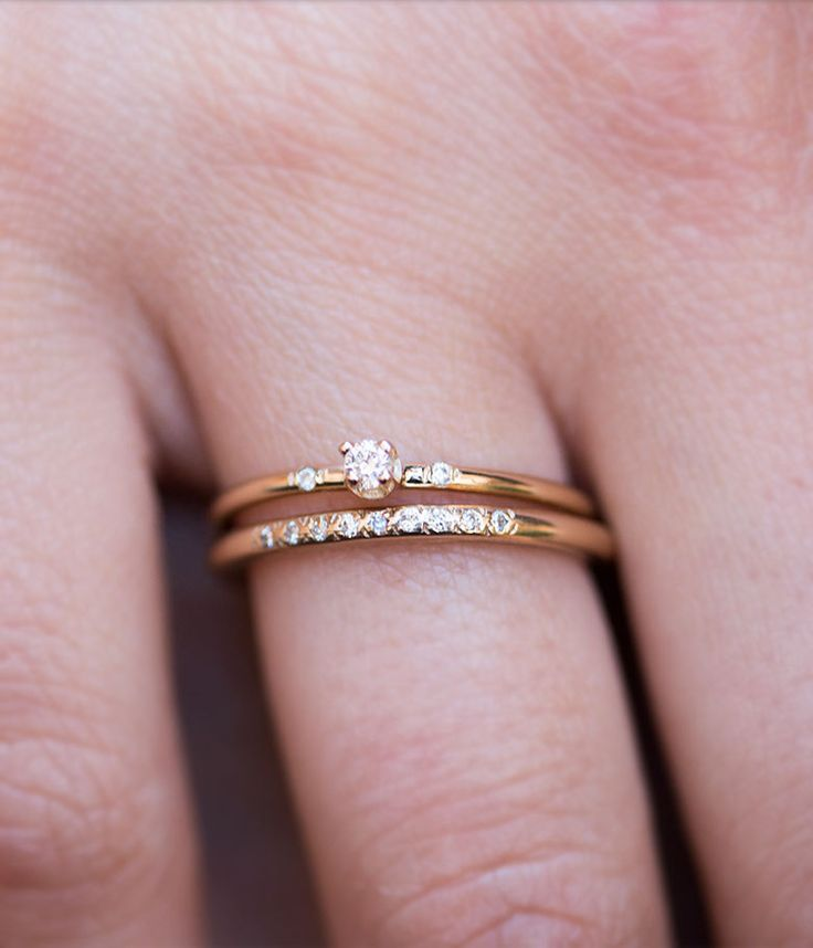 153 best Wedding Rings images on Pinterest | Engagements ...