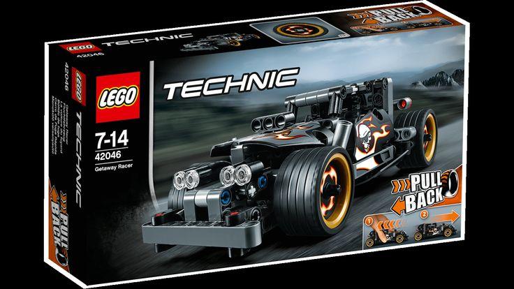 42046 Fluktbil - Produkter - LEGO.com