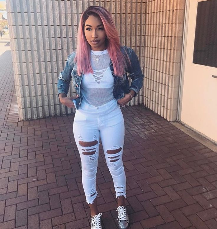 169 best Baddies outfits images on Pinterest | Casual ...