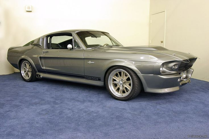 1967 Ford Mustang Shelby GT500 Fastback