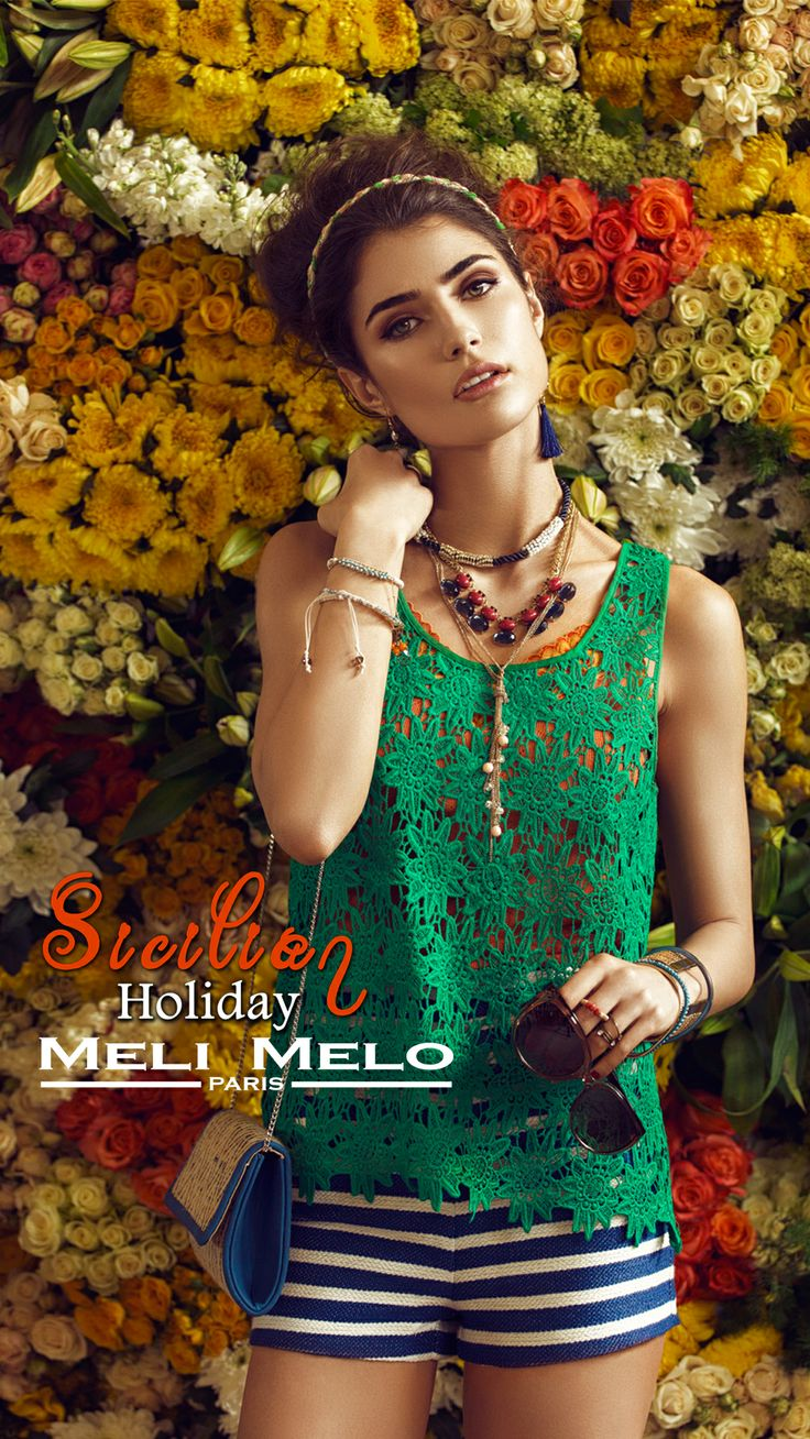 Meli Melo New Summer Campaign 2014