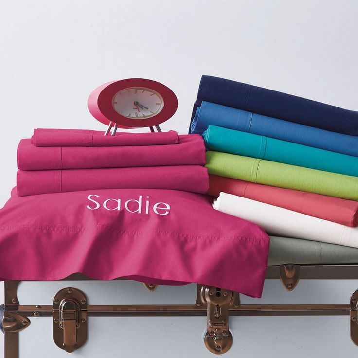 Classic Percale Sheet Set   Dorm Bedding: Sized In Twin X Long U2014 Perfect  For Dorm Beds U2014 Mix And Match Any Color Sheets And Cases You Want To Create  Your ... Part 70