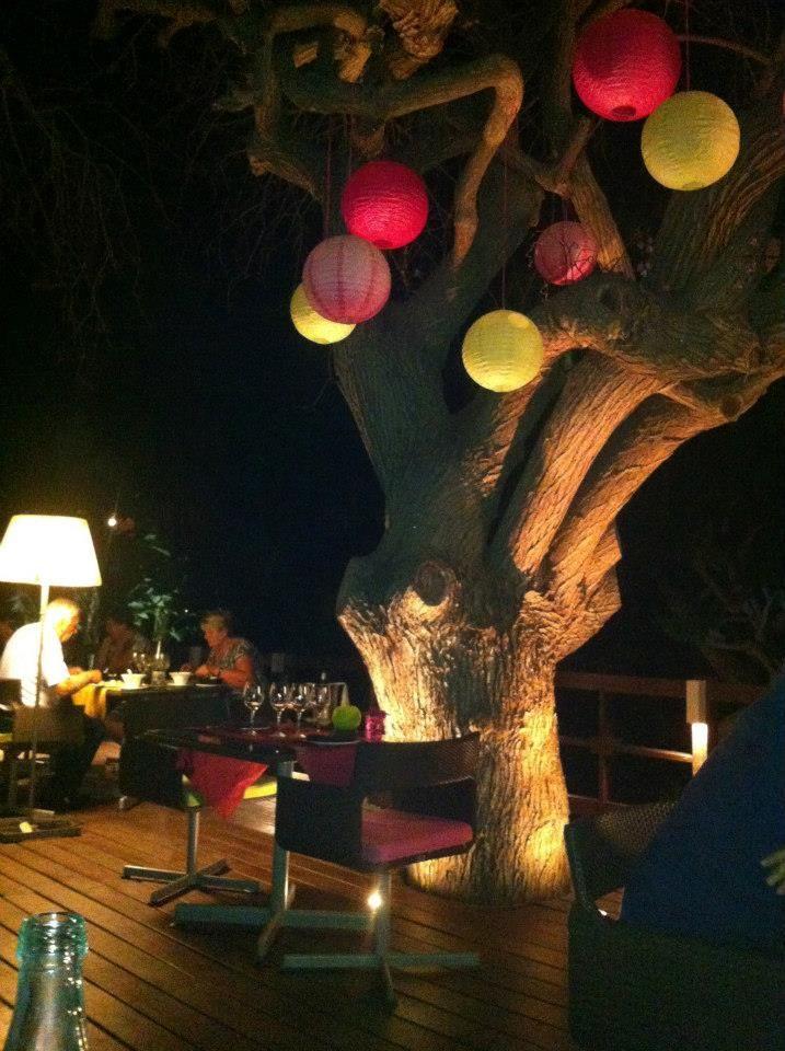 Ombu Restaurant - Marbella, Spain