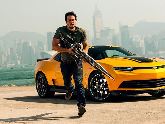 Mark Wahlberg volverá en la quinta entrega de 'Transformers'