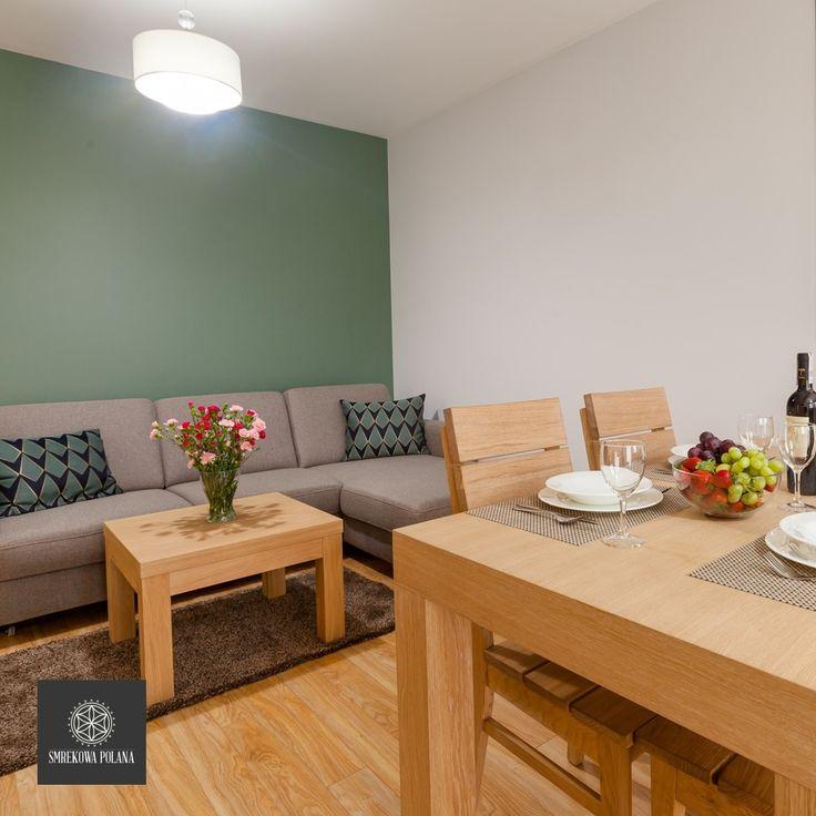 Apartament Tatrzański - zapraszamy! #poland #polska #malopolska #zakopane #resort #apartamenty #apartamentos #noclegi #livingroom #salon