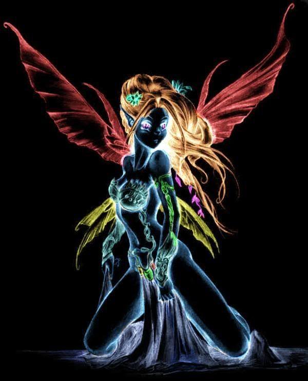 neon fairy   Neon Fairy Graphics Code   Neon Fairy Comments & Pictures