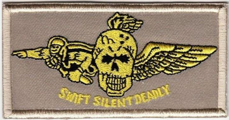 RECON US Marine Corps USMC RECON Jack Special Operations SCUBA Airborne Khaki