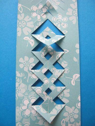 Így készíts dekoratív könyvjelzőt