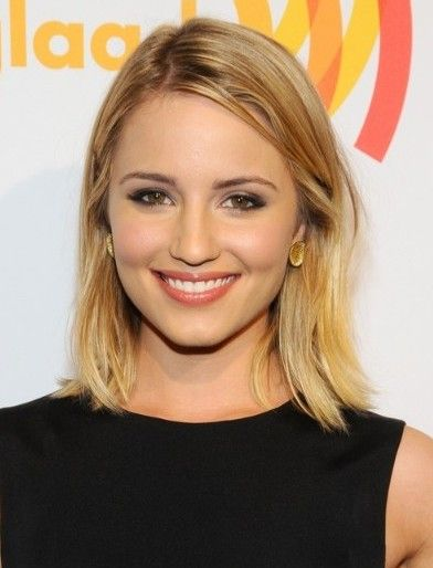 dianna agron hair hartruse - photo #24