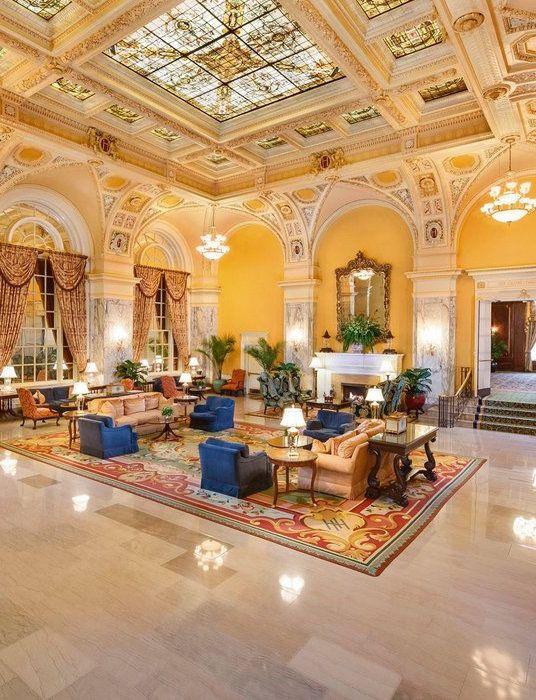 The Hermitage Hotel In Nashville