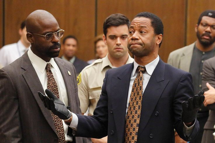 """In Mr. Darden, one of the prosecutors in """"The People v. O.J. Simpson: American Crime Story,"""" Mr. Brown has had a breakout role."""