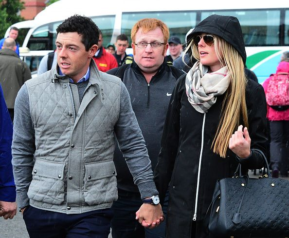 Rory McIlroy and New Girlfriend Erica Stoll Showed Up to the Final Round of ... Erica Stoll  #EricaStoll