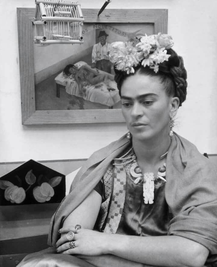 406 best frida kahlo images on pinterest. Black Bedroom Furniture Sets. Home Design Ideas