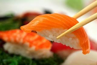 Mi comida favorita es sushi