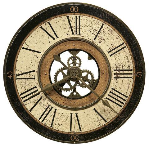 Настенные часы Howard Miller 625-542 Brass Works