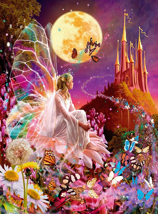 Fairy Dream by Garry Walton