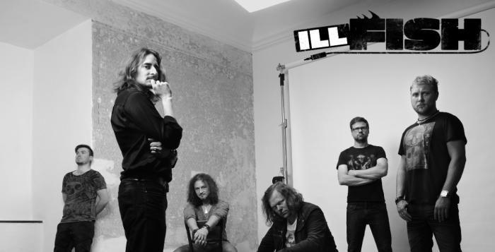 Plzenští rockoví žraloci ILL Fish pokřtí nové EP po více jak 6 letech