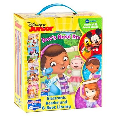 Publications International Me Reader-Disney Jr.