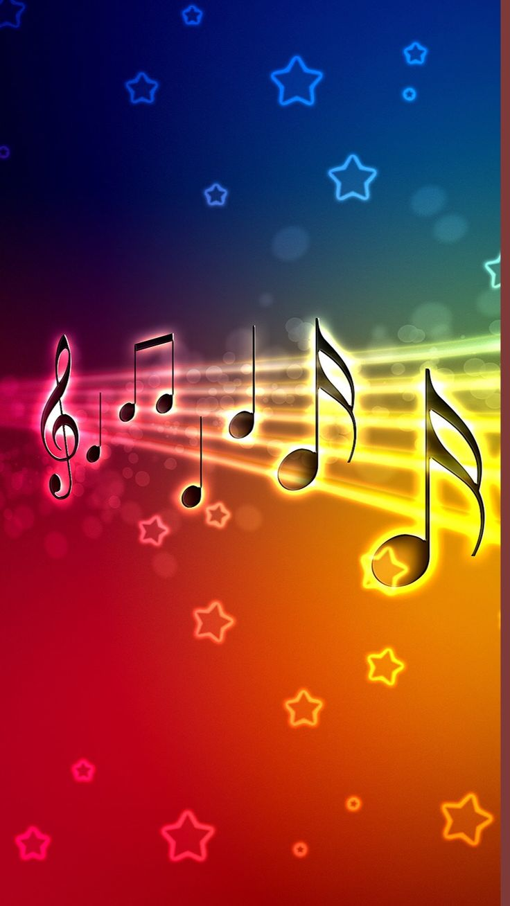 Musical notes staff background on white vector by tassel78 image - Smartphone Covers Music Artwork Cover Pics Music Notes Iphone Wallpaper Art Designs Music Decorative Frames Wallpapers