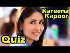 So you think you know you're Kareena's No.1 Fan? Well take on our Bollywood Celeb Quiz and prove it to us!