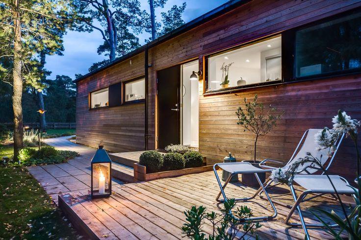 Vackert hus från Willa Nordic. Hitta fler på www.willanordic.se