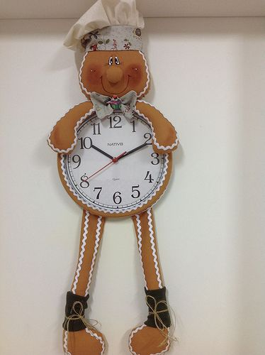 Relógio Ginger | Flickr - Photo Sharing!
