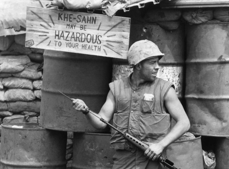 "On this day - Jan 21, 1968 – Battle of Khe Sanh – One of the most publicized and controversial battles of the war begins.<!--more-->  The Vietnam People's Army attacked Khe Sanh Combat Base, a U.S. Marines outpost in Quang Tri Province, South Vietnam, starting the Battle of Khe Sanh which lasted until 9 July 1968.  President Johnson, was determined that Khe Sanh would not be an ""American Dien Bien Phu."" He instructed the entire military establishment to hold Khe Sanh at all costs.  It was…"