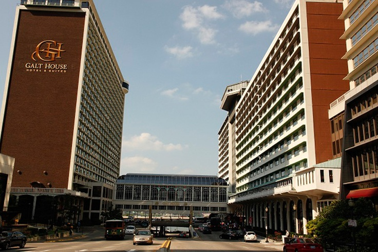 Galt House Hotel- The Heart of Louisville    http://www.galthouse.com/Photo-Video/