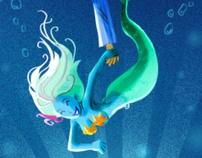 Children's Illustration by Sugar Snail, via Behance