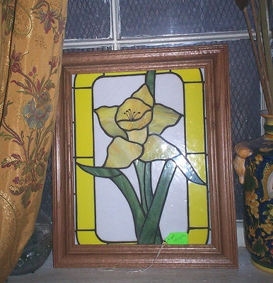Artisan-Made Stained Glass Window on eBay:  http://r.ebay.com/uaWl2A