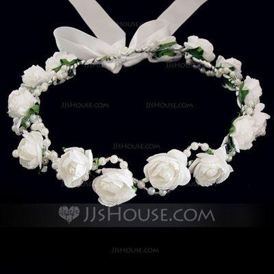 Headpieces - $6.49 - Lovely Foam/Paper Flowers/Headbands (042025214) http://jjshouse.com/Lovely-Foam-Paper-Flowers-Headbands-042025214-g25214
