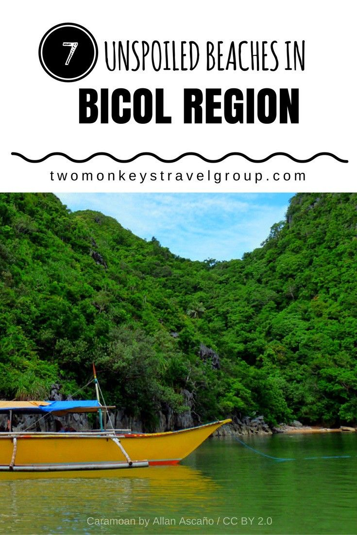 7 Unspoiled Beaches in Bicol Region  I'm pretty sure that a lot of you are thinking of going to Boracay, the beach capital of the Philippines. With its stunning beaches, different water-sport activities and wild parties that last all night long, Boracay reigns as one of the top tourist destinations in the country.