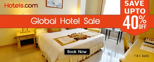 Hotels.com Discount Code at Paylesser Hong Kong  #Paylesser Hong Kong provide Hotels.com discount code and promotion code for your hotel booking. Get huge discount on your hotel room booking.