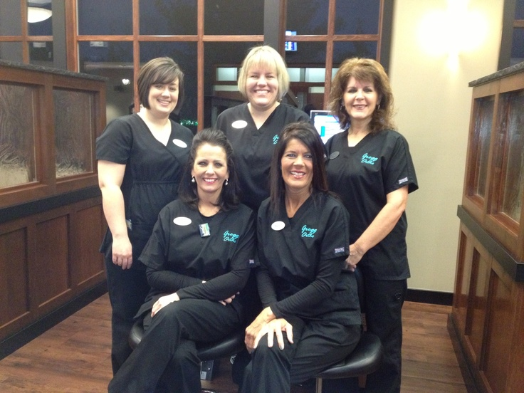 Dental Assistants Recognition Week -March 3-9! Thank you to our clinical staff at Gregg Ortho :)
