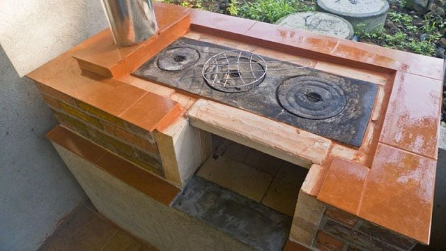 How To Build Your Own DIY Outdoor Wood Stove,Oven, Cooker, Grill and Smoker | Home Design, Garden & Architecture Blog Magazine
