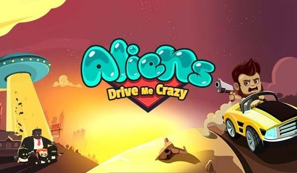 Aliens Drive Me Crazy: Simple Yet Addictive Game