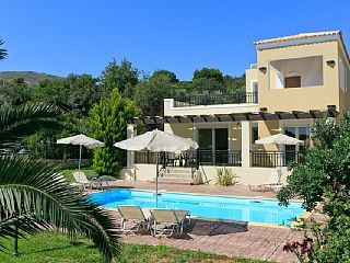 Villa Mary - Villa With WIFI, A/C, Close To Beach, BBQ