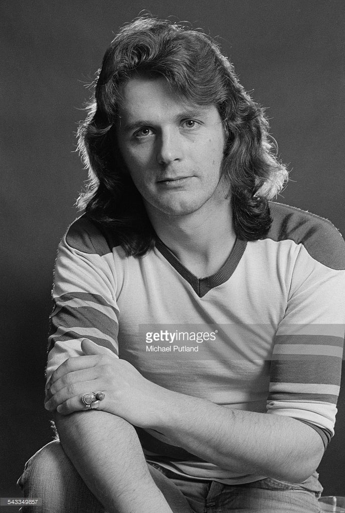 Bassist <a gi-track='captionPersonalityLinkClicked' href=/galleries/search?phrase=John+Wetton&family=editorial&specificpeople=4419622 ng-click='$event.stopPropagation()'>John Wetton</a> of British rock group Uriah Heep, 13th March 1975.