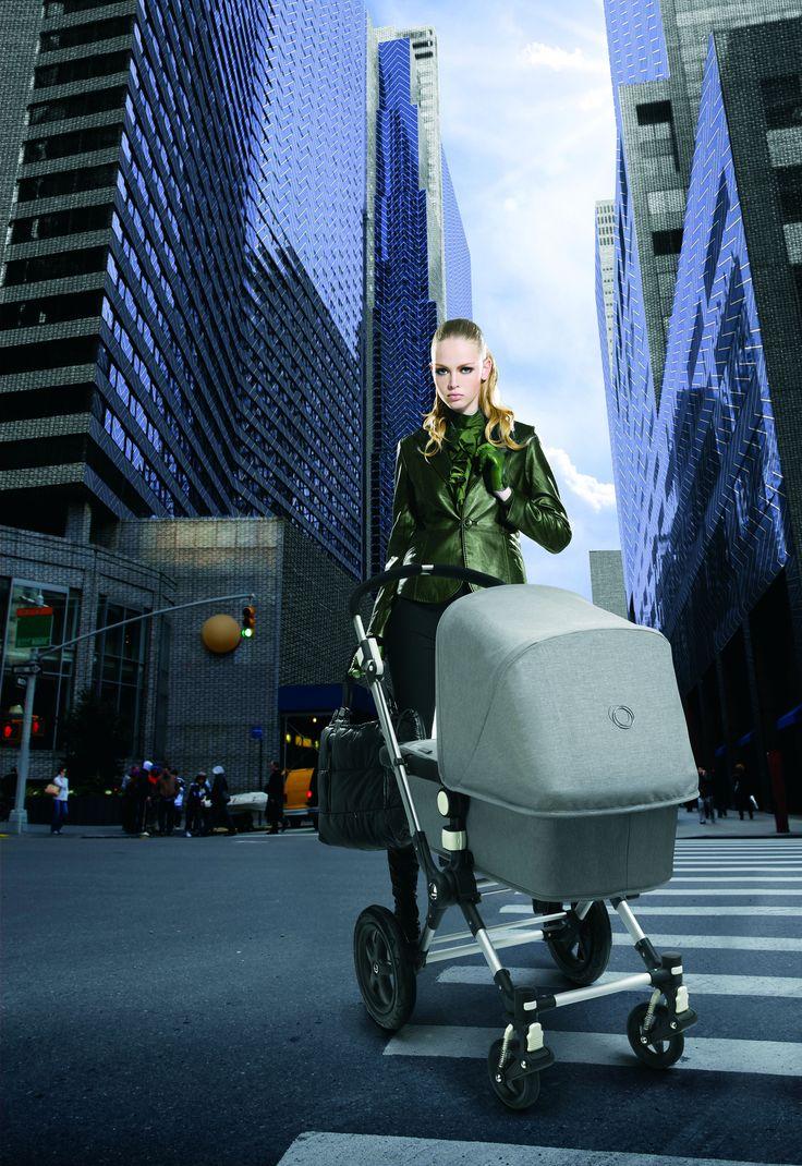 Bugaboo renueva sus cochecitos Cameleon con sus nuevos Cameleon3 Avenue, con estilo neoyorquino, y Classic, con un toque vintage. ¡Lúcelos! http://ow.ly/oYZCg