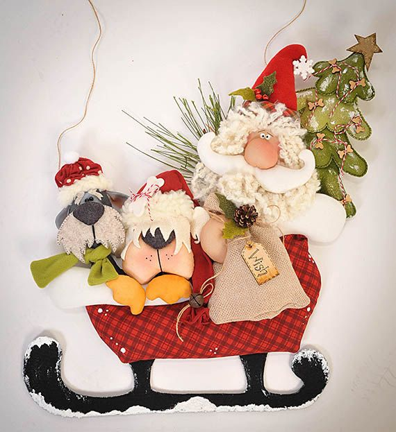 CHRISTMAS is coming... USA epattern by ilmondodellenuvole on Etsy