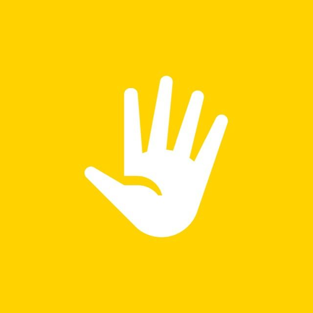 Hand, Icon Design by Sascha Elmers