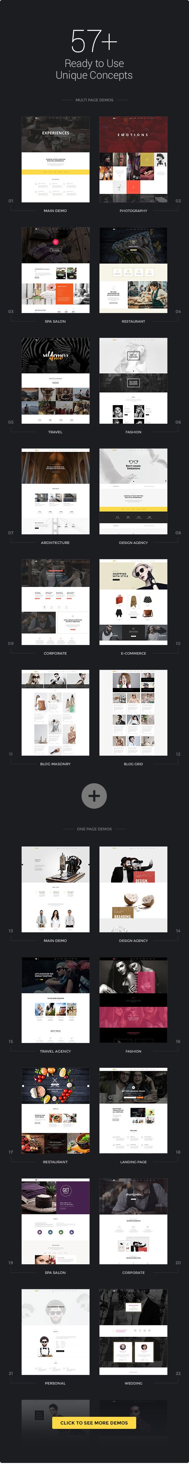 H-Code is a powerful, creative, responsive multi-purpose WordPress Theme perfect for business, creatives, online stores & ecommerce websites. Incl 6 months support.Creative Multi-purpose WordPress ...