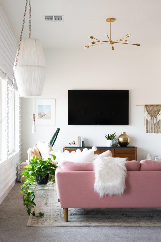 Aspyn's Living Room Makeover Reveal!