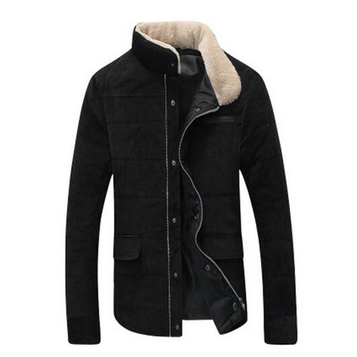 2016 New Arrival Hot selling Men Fashion Winter Coat Corduroy Inside Super Warm Jacket With Plus Size Wholesale on Aliexpress.com   Alibaba Group