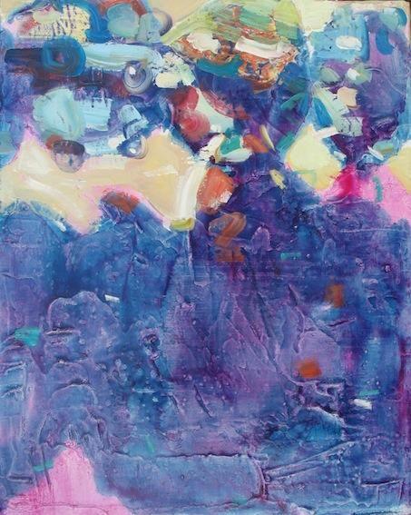 СТЕКЛЯННЫЕ БУСЫ. ТЕНИ. Холст/масло. 26х30 GLASKETTE. SCHATTEN. Öl/Leinwand. 26x30  Terminе im Atelier / мастерская в Кёльне  Viber/WhatsApp/Fon +49 179 101 98 82  #светлыекраски #картина #колорит #blau #красочный #живопись #розовый #краски #красивое #magenta #светлоголубой #Kölnkunst #KunstKöln #offeneateliersköln #Gemälde #Gemälder #Malerei #izabellachulkova #chulkova2016 #творчество #творческий #творец #яркиекраски #красочность #art #instaartist