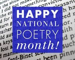 national poetry month - Google Search