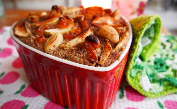 Recept: Baked Oats - De Groene Meisjes