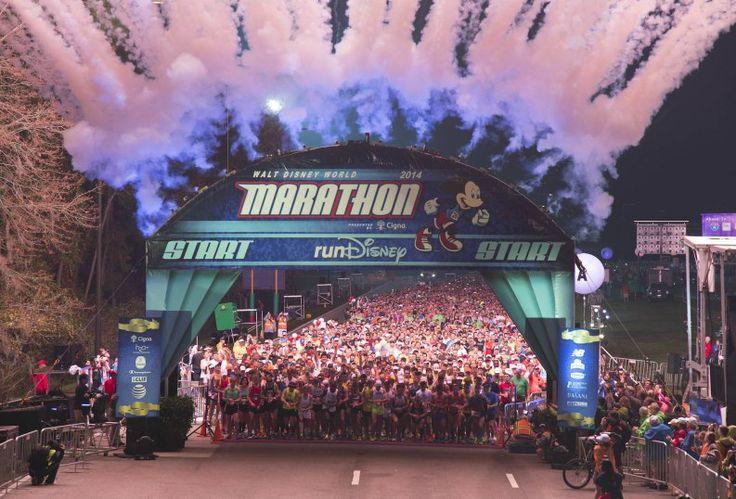 Walt Disney World Marathon 2015