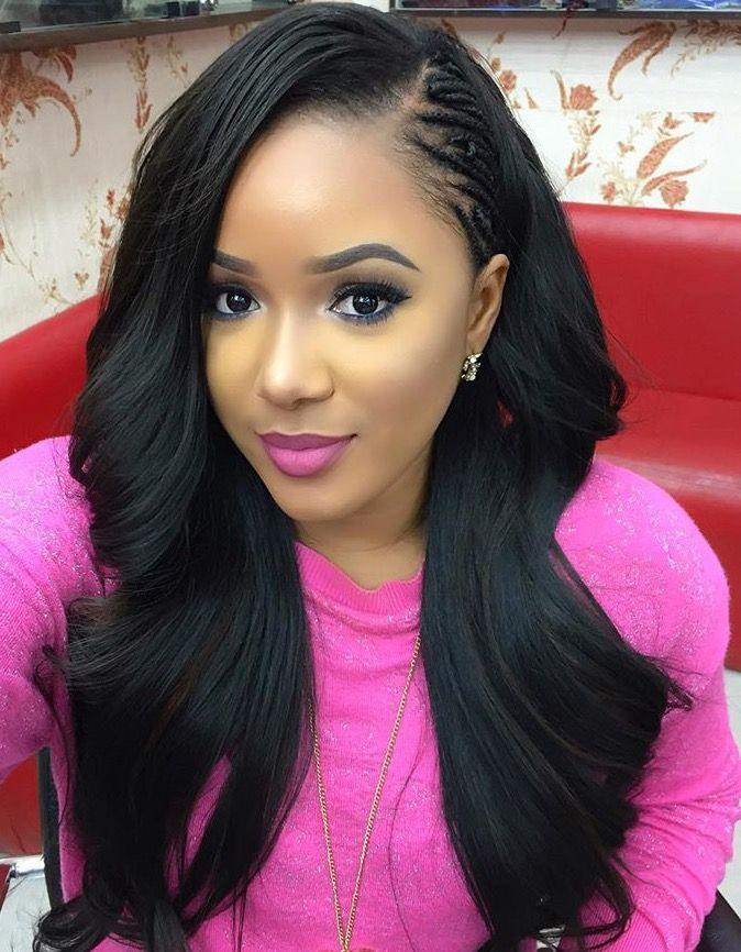 Body Wave Wavy Hair Bundles Side Part With Images Hair